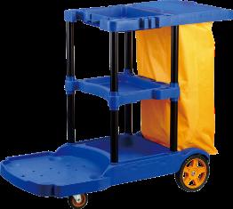 *** PCYJCB *** PureCLEAN Industrial Janitors Cart and Bag