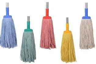 *** PCMH350 *** PureCLEAN Commercial Mop Heads - 5 Colours