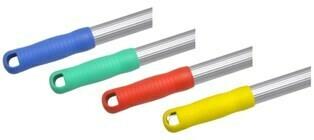 *** PCAMH1.35 *** PureCLEAN Aluminium Mop Handles - 1.35 Metres, 4 Colours