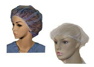 **** (B)(W)HN1000 **** Hair Nets - 1,000 Units - 2 Colours