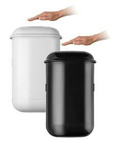 ** PP(W)(B)SB-AUTO ** Pod Petite AUTOMATIC/HANDS FREE Sanitary Units - 2 Colours