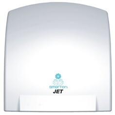 * ASDJHD-WHITE * Ardrich SmartDri JET Hand Dryer - White  - PLEASE EMAIL FOR STOCK AVAILABILITY