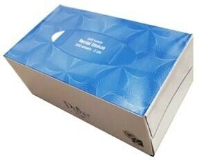 ****** XF200 ****** PureXCEL 2PLY ENVIRO Facial Tissues, 200 sheets x 24 packs