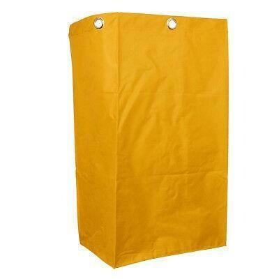 **** PCYJCB **** PureCLEAN Yellow Janitorial Cart Bag - 1 REFILL