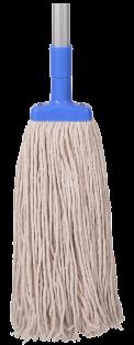 *** PCNMH350 *** PureCLEAN NATURAL Cotton Mop Heads - 350gm's
