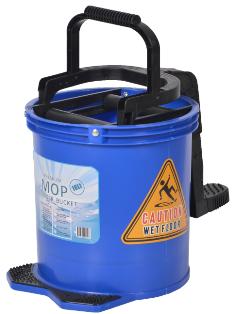*** PCBWB16 *** PureCLEAN BLUE Wringer Buckets - 16 Litres