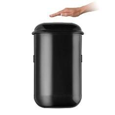 **** PPWSB-AUTO **** Pod Petite BLACK Sanitary Unit, including 1 x Refill Cassette - AUTOMATIC/HANDS FREE