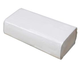 *** ESH200 *** EnviroSOFT 1PLY VIRGIN Slimfold Paper Towels, 200 sheets x 20 packs