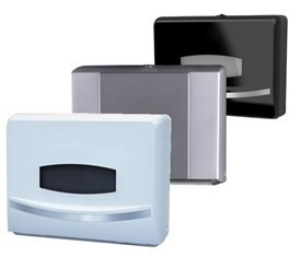 ******* SHTS ******* SMALL SLIMFOLD PAPER TOWELS DISPENSERS