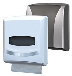 ******* VHT ******* WIDEFOLD / INTERFOLD PAPER TOWEL DISPENSERS