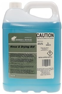 ****** GRRDA ****** Green Rhino Rinse & Drying Aid - 5 & 20 Litres Available
