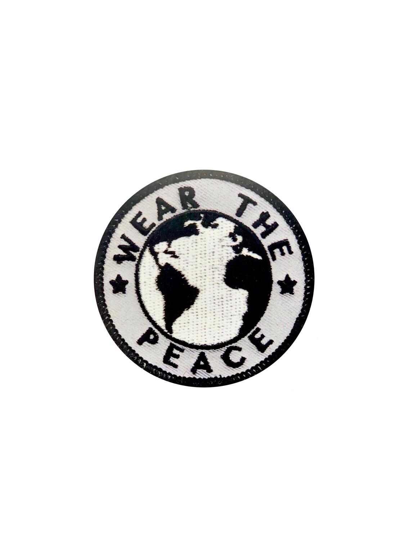 Wear The Peace Sticker