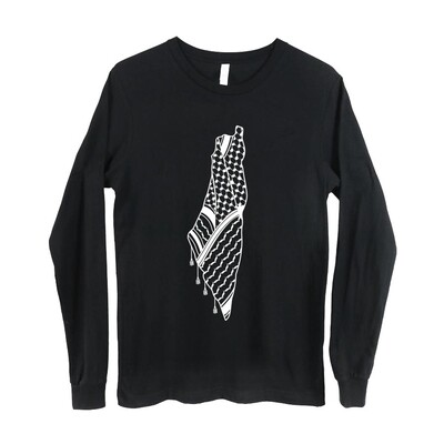 Homeland Hatta Black Long Sleeve