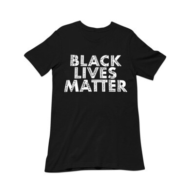 Black Lives Matter Black Tee