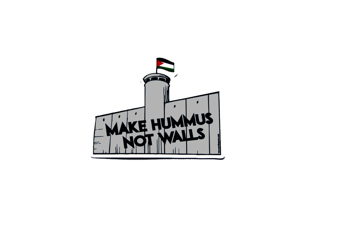 Make Hummus Sticker
