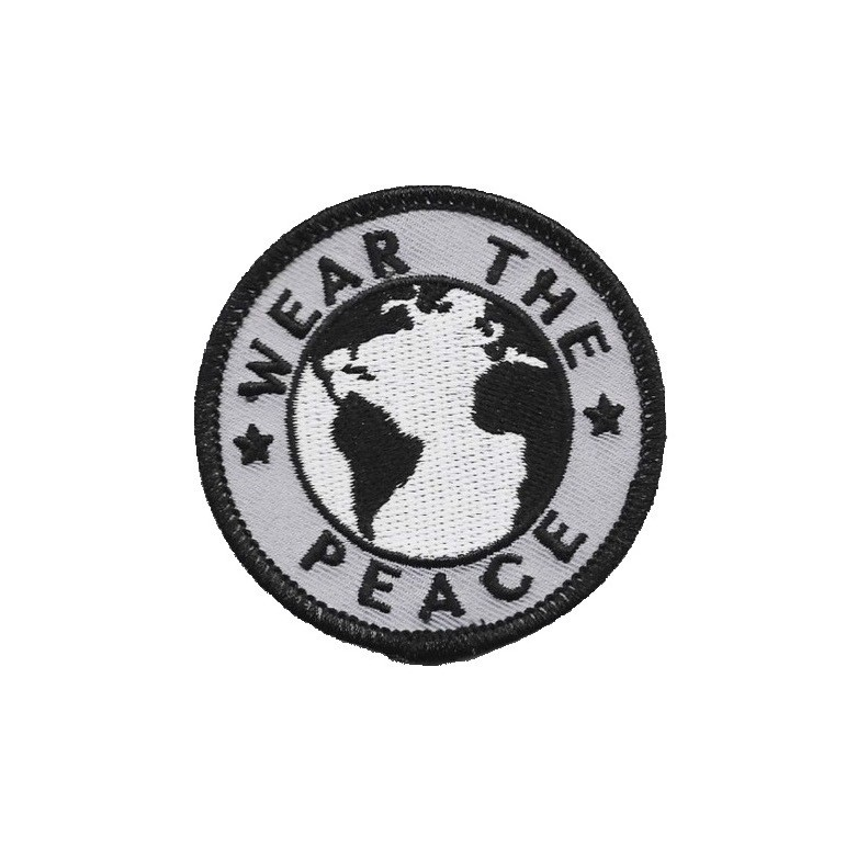 Wear The Peace Patch