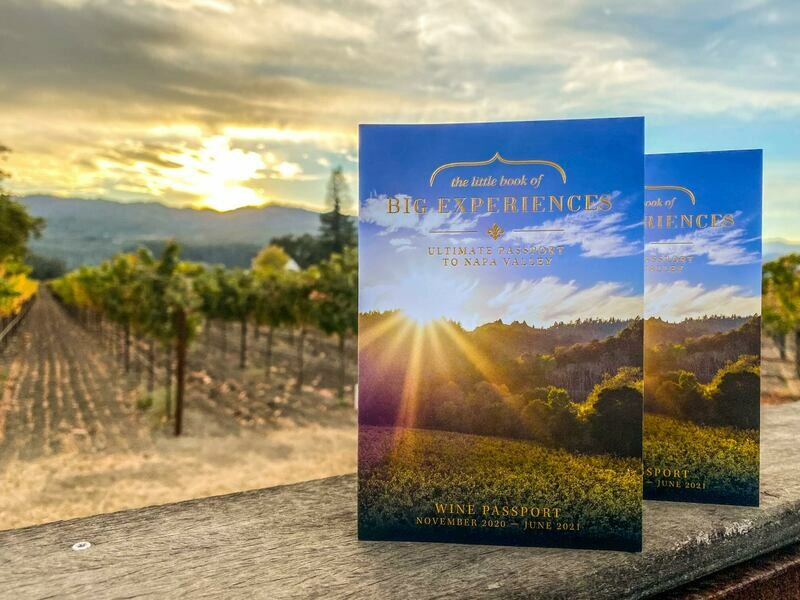 St. Helena Little Book 2020-2021 (Welcome Center Will-Call)