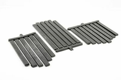 POINT TIMBERS PLASTIC 7MM       PACK 40          3MM THICK