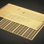 3RD RAIL SIDE PROTECTION BOARDS 4 MM
