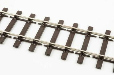 EM FLEXITRACK 18.2 MM CODE 75 BULLHEAD RAIL STEEL Rail 1 X Meter THIN TRACK BASE