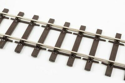 P4 FLEXITRACK 18.83 MM CODE 75 BULLHEAD RAIL HiHn Nickle Silver Rail 1 X Meter THIN TRACK BASE