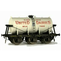 DAPOL MILK TANKS