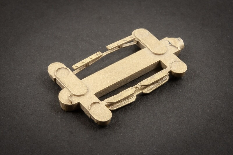 4MM FISH PLATES 12 H SECTION BRASS FOR 6 TRACK JOINTS TWO TYPES 3 STANDARD & 3 WEB.