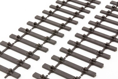 OO FLEXITRACK BASE (WITHOUT RAIL) BULLHEAD CODE 75 REQUIRED 2 METER PACK  THICK TRACK BASE Branchline-Mainline Versions on options.