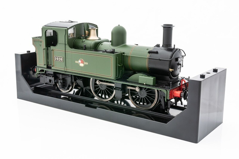 14XX BR LATE CREST LINED GREEN 1426 AUTO FITTED TOP FEED