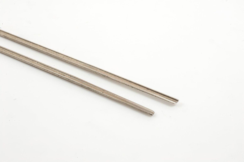 CODE 75 BULL HEAD RAIL HiNi Nickle Silver pack 10 X 1M
