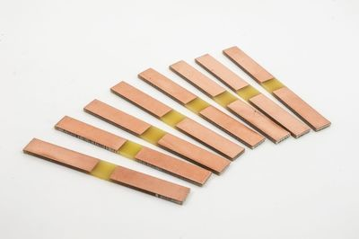 COPPERCLAD PRE ETCHED SLEEPERS 12'  7 X 1.6 X 60MM PACK 50