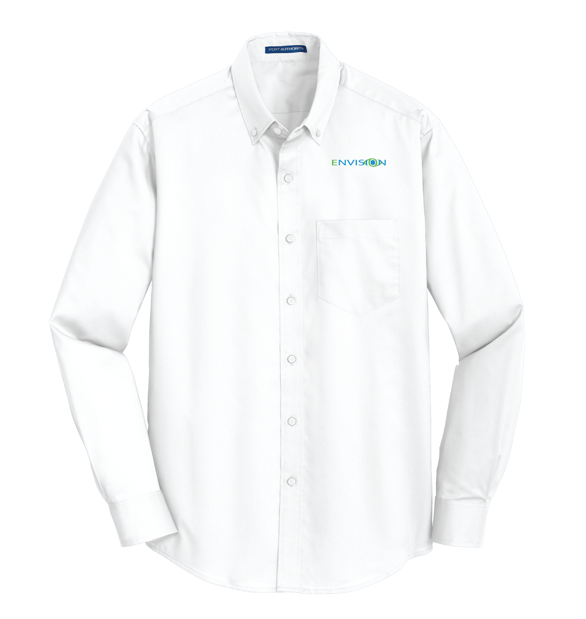 Envision Men's Button Down: S663 Port Authority® SuperPro™ Twill Shirt