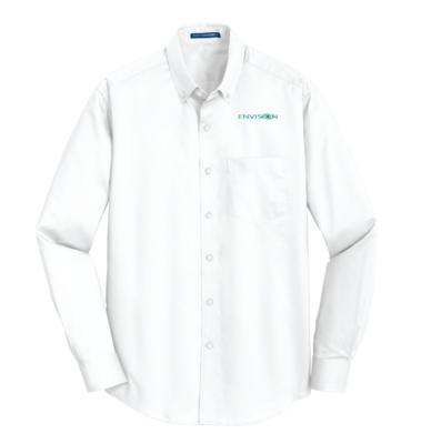 Envision Men's Button Down: S663 Port Authority® SuperPro™ Twill Shirt