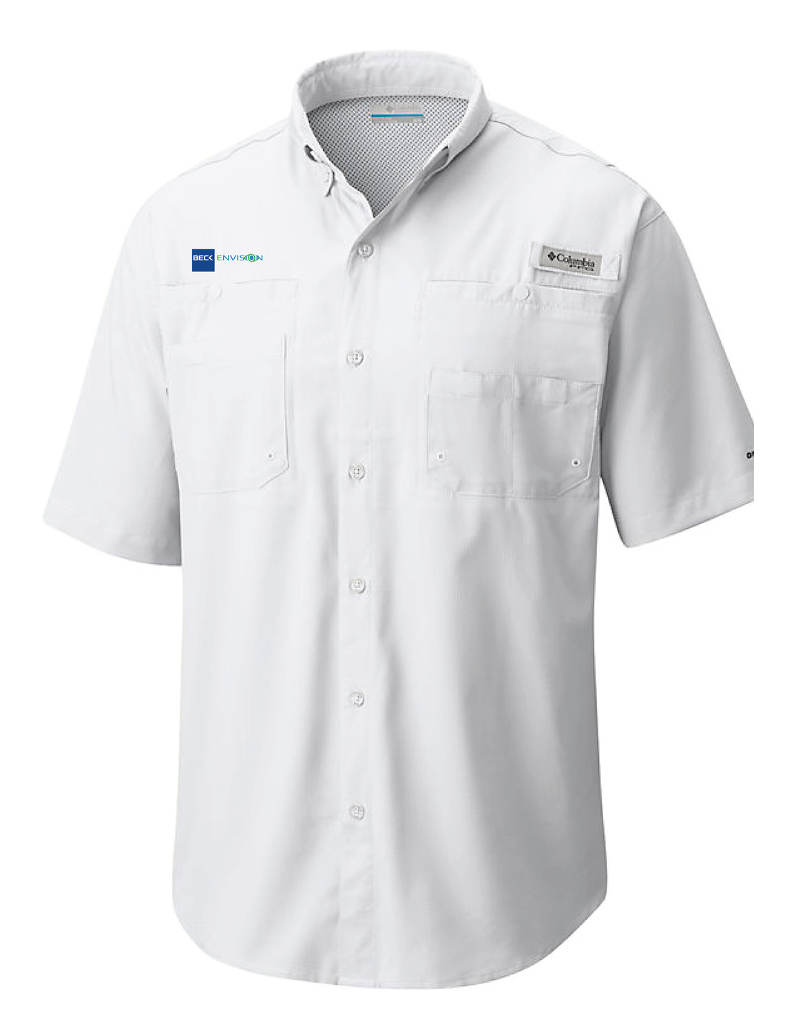 Beck-Envision Field: 7266 Columbia Men's Tamiami™ II Short-Sleeve Shirt
