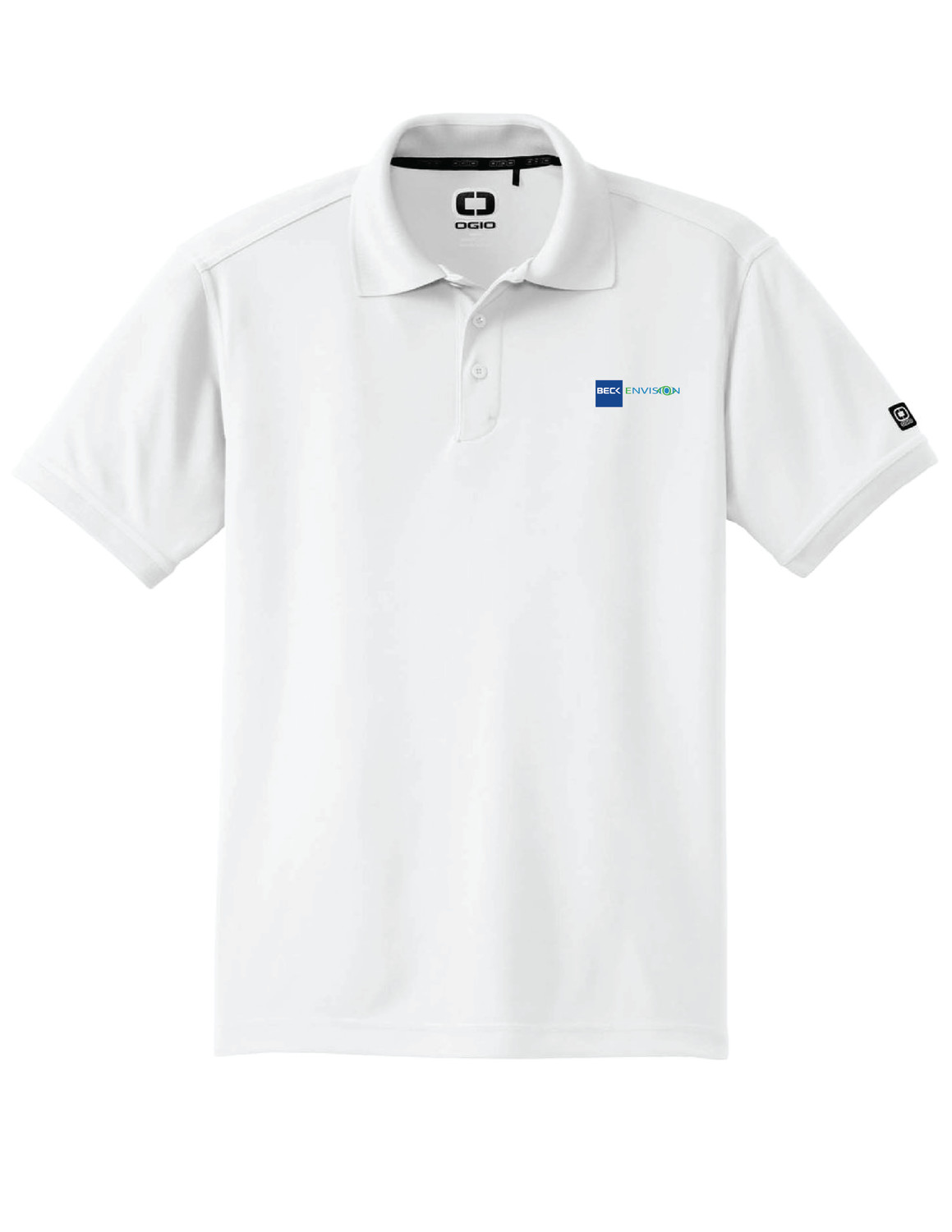Beck-Envision Men's Polo: OG101(EB) OGIO Men's Caliber 2.0 Polo