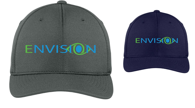 Envision Cap: STC22 Magnet Sport-Tek® Flexfit® Cool & Dry Poly Block Mesh Cap