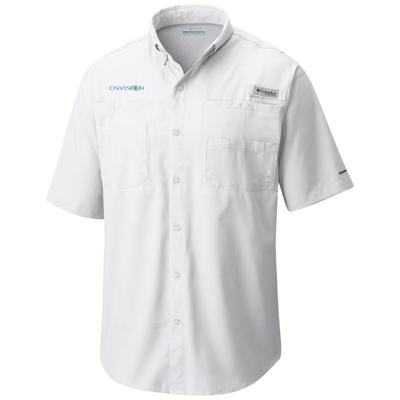 Envision Field: 7226 Columbia Men's Tamiami™ II Short-Sleeve Shirt