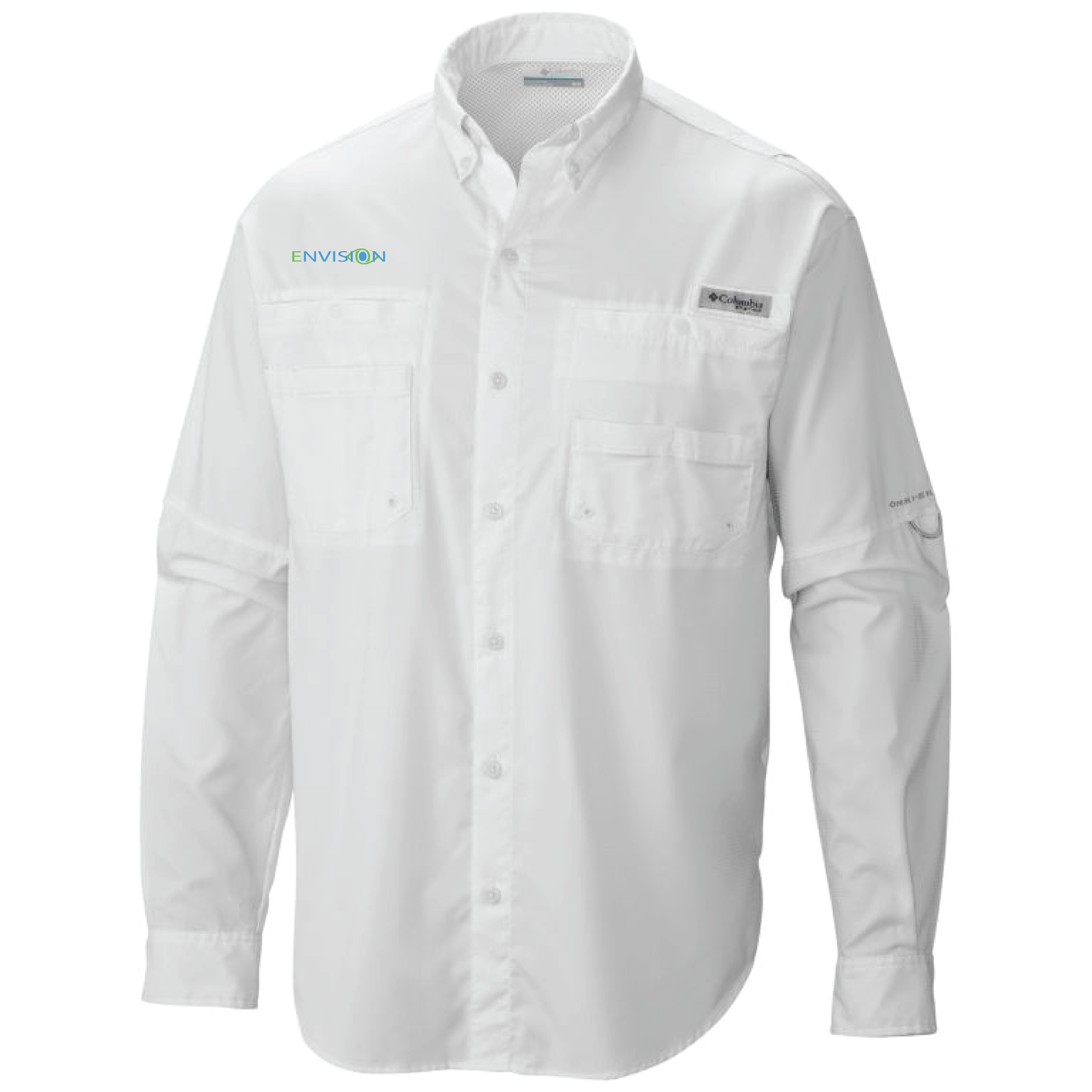 Envision Field: 7253 Columbia Men's Tamiami™ II Long-Sleeve Shirt
