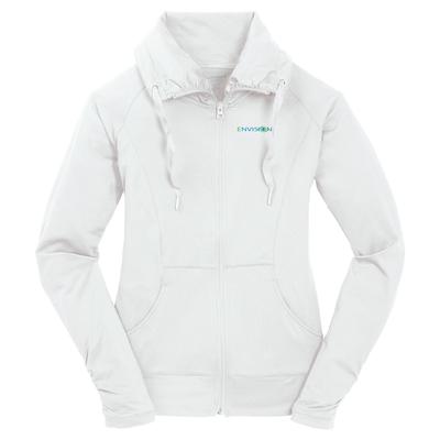 Envision Women's Jacket: LST852 Sport-Tek Ladies Stretch Full-Zip Jacket