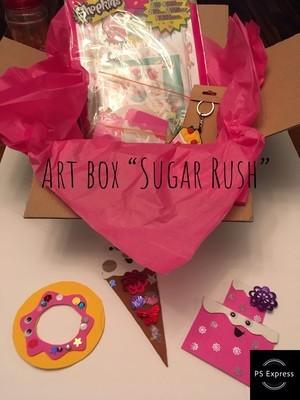 Kids craft box #1