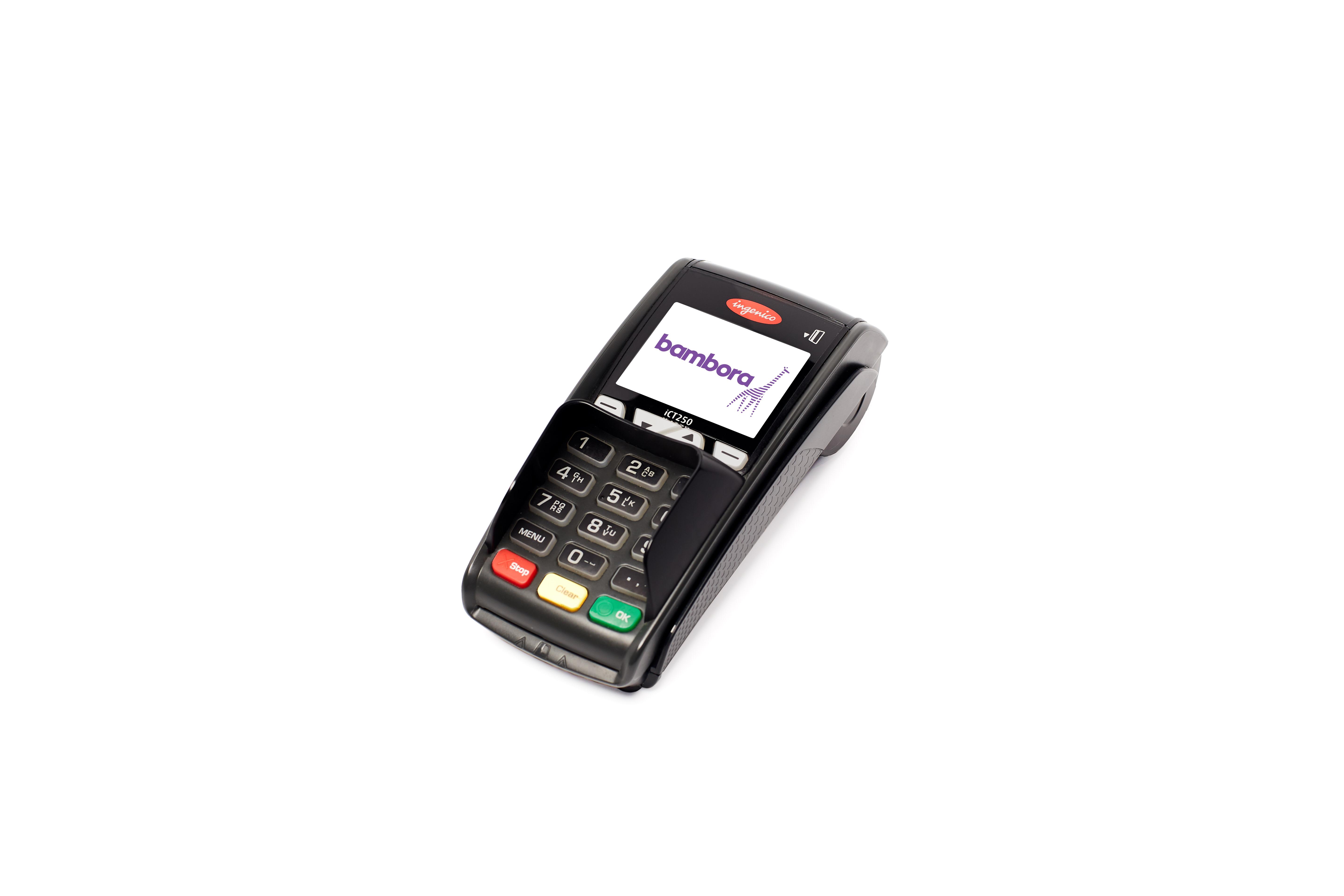 Korttidsleie betalingsterminal 00003