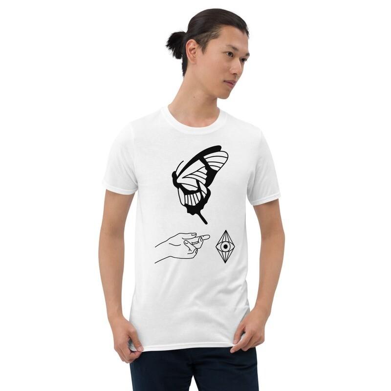 km - Short-Sleeve Unisex T-Shirt