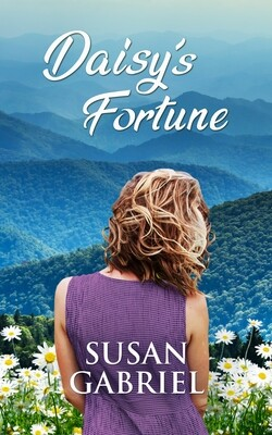 Daisy's Fortune, hardcover, autographed by author