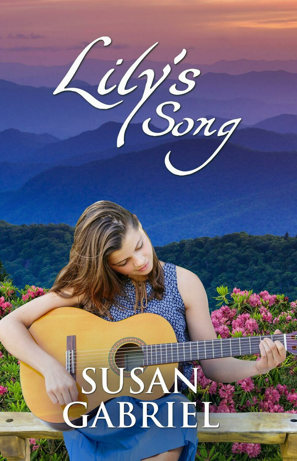 Lily's Song, hardcover, autographed by author