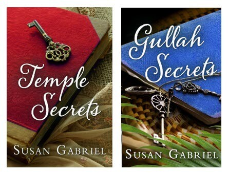 Temple Secrets & Gullah Secrets, hardcovers, autographed by the author