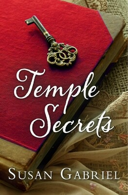 Temple Secrets, Hardcover, autographed by author