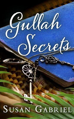 Gullah Secrets, hardcover, autographed by author