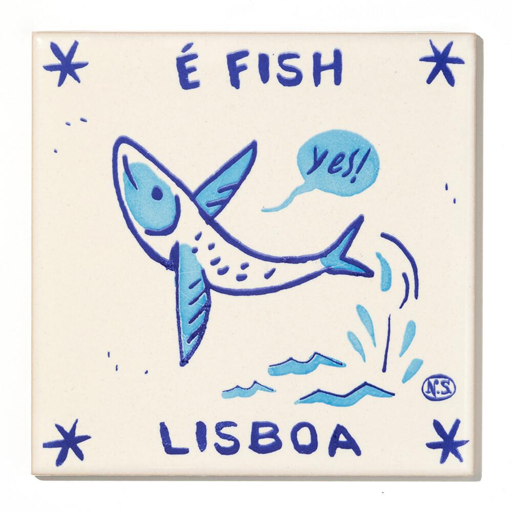 É Fish Lisboa