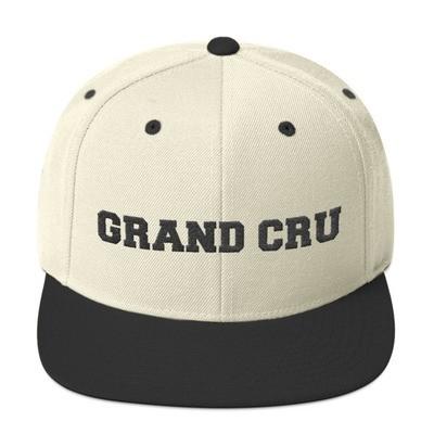 GRAND CRU CAP (3D) - BLANC