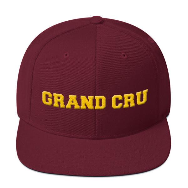 GRAND CRU CAP (3D) - ROUGE